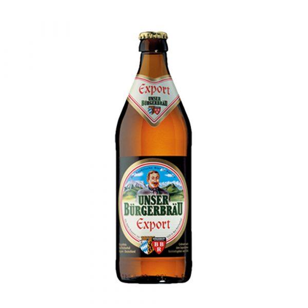 Export Burgebrau cl 50